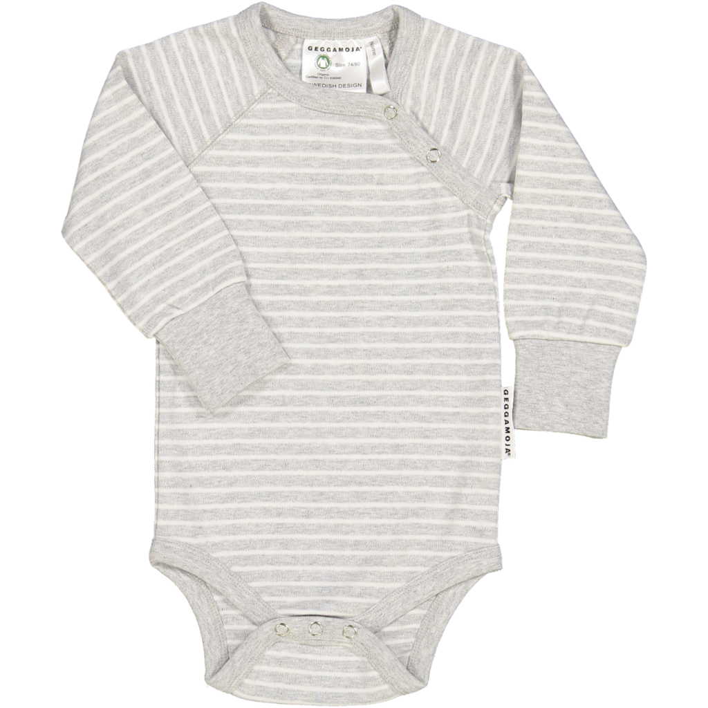 a1df7ea4e2fd Babybody   Body longsleeve   Body Organic Cotton   Geggamoja body