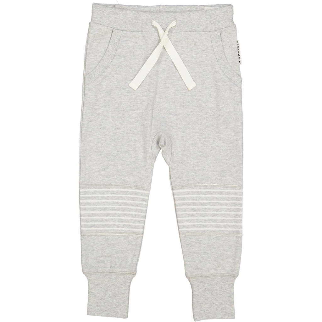 Sweatpant Classic Light grey solid 74/80