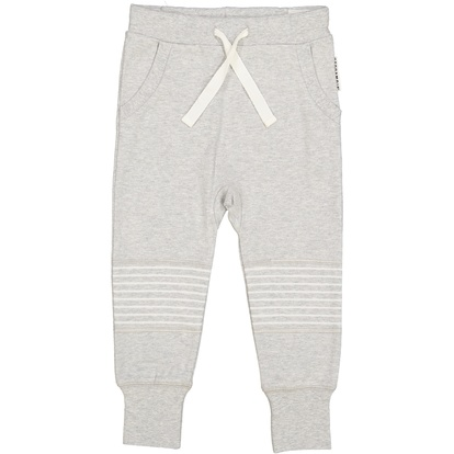 Sweatpant Classic Light grey solid