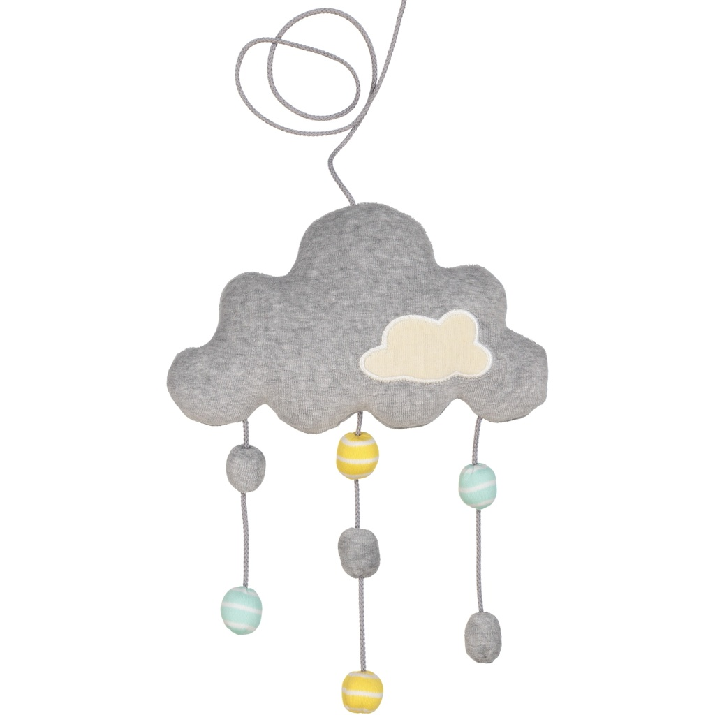 Cloud Mobile Grey