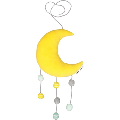 Moon mobile Yellow