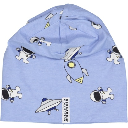 Cap Astronaut Light blue