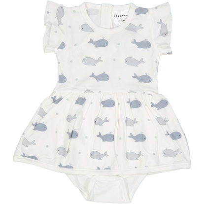 Body dress whale Grey