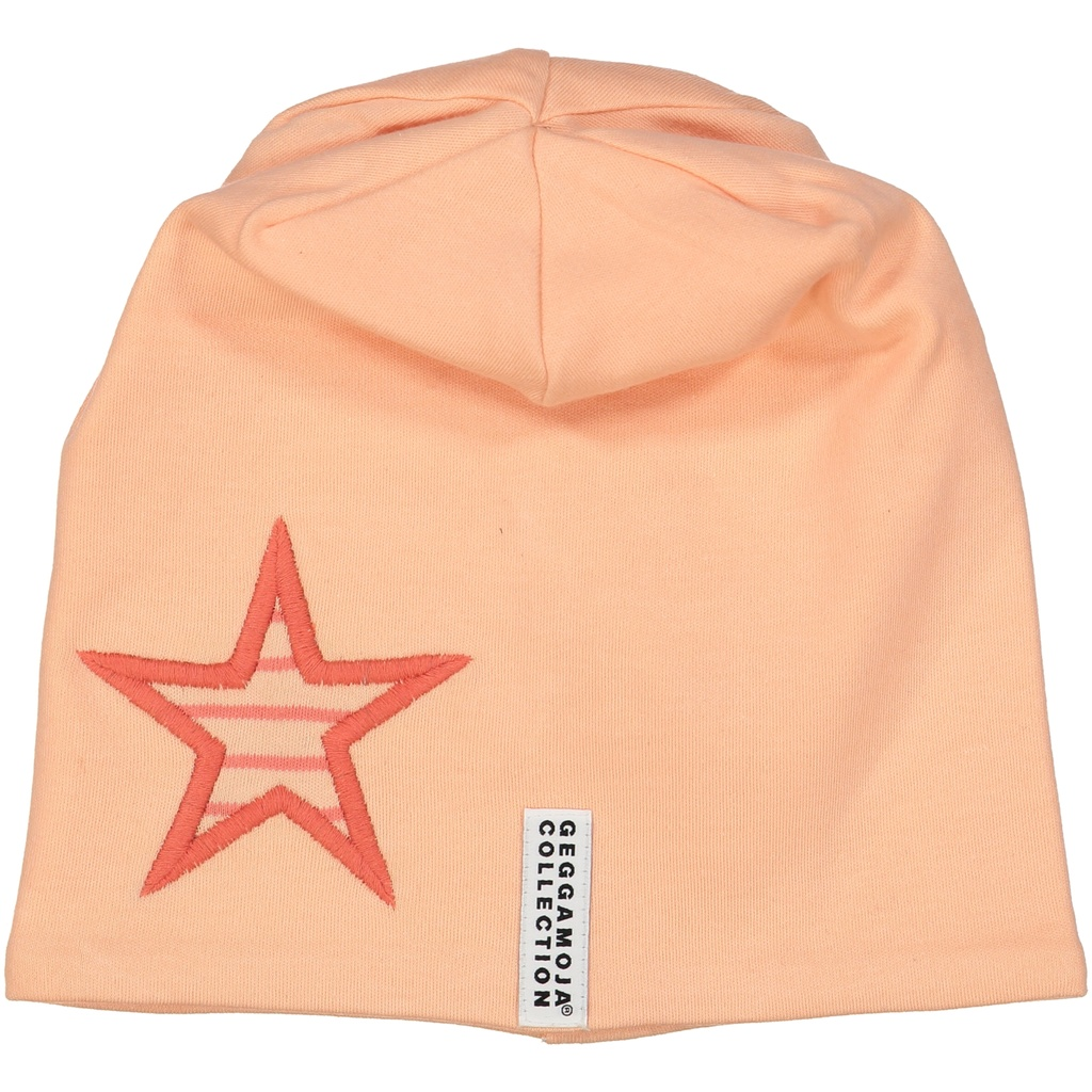 Star cap Peach
