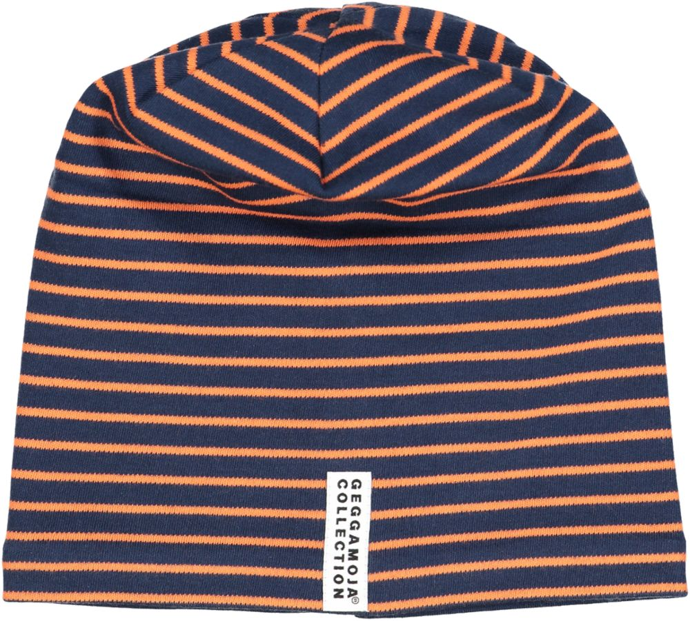 Topline fleece marinblå/orange