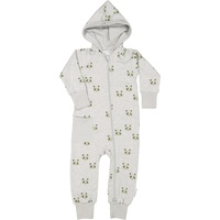 College jumpsuit Grey panda