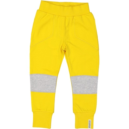 College pant Yellow