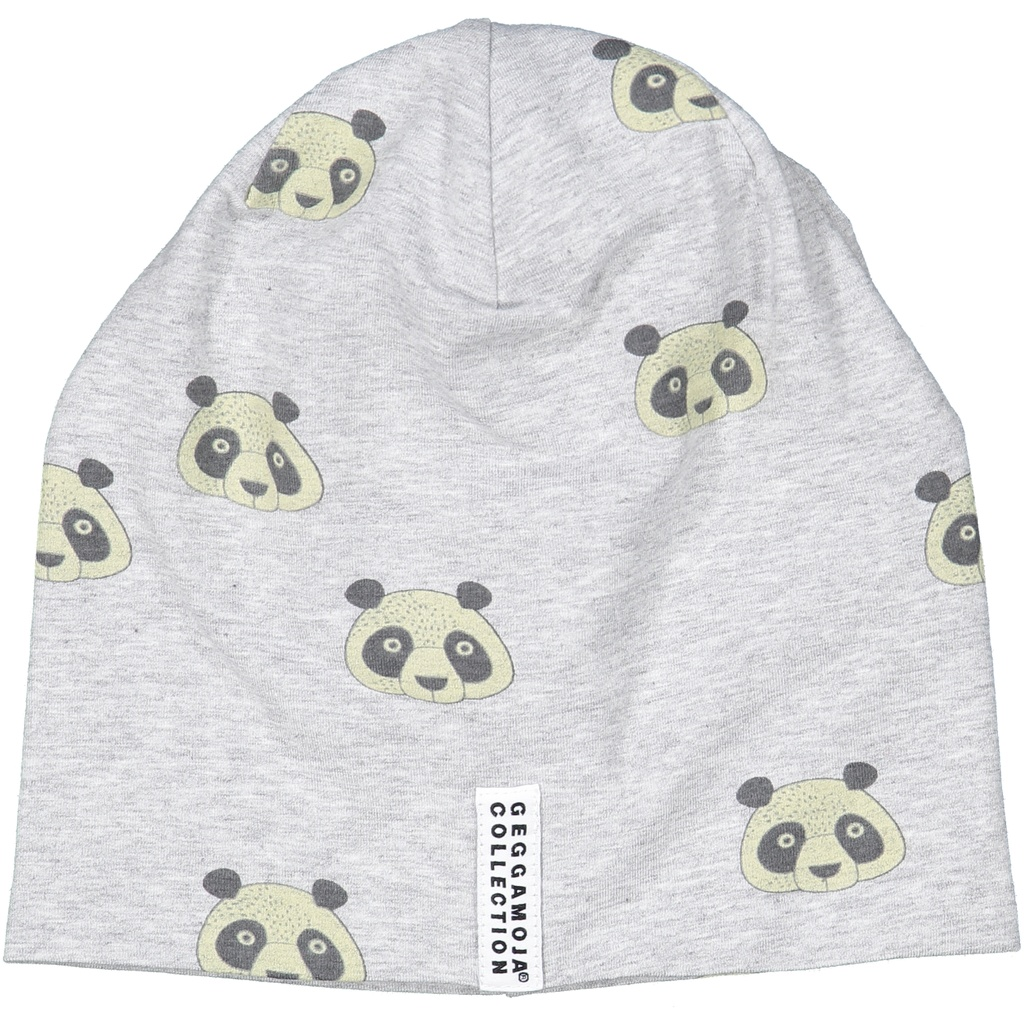 Cap Grey panda XS 1-2 Year