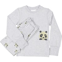 Two-piece pyjamas Grey panda