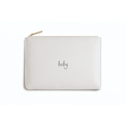 Baby pouch White