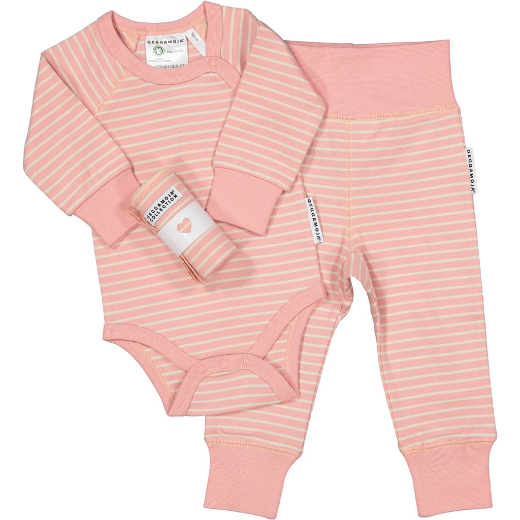 Baby body Mellow rose 62/68