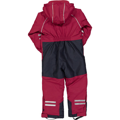 Winter overall -Unifit- Burgundy
