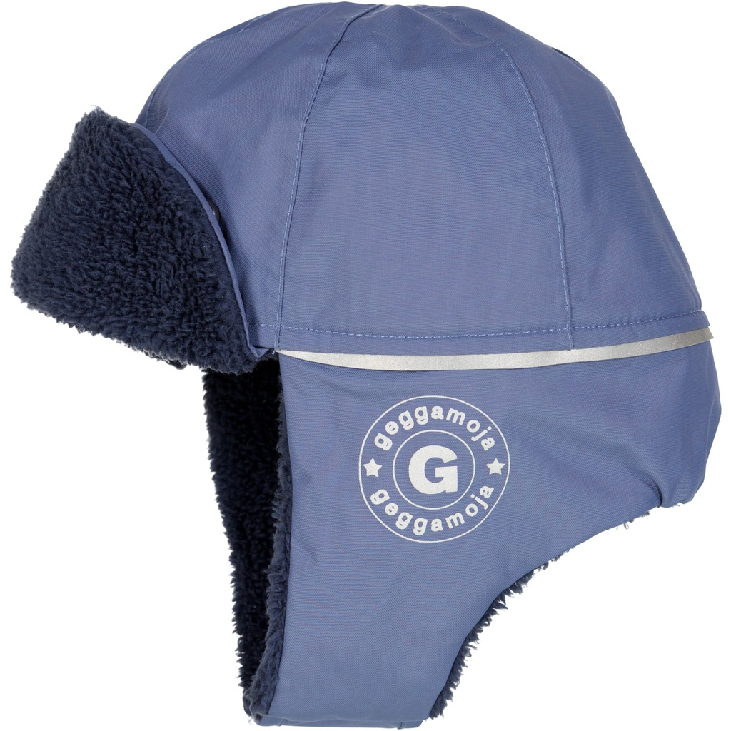 Winter helmet hat Blue steele 07 2-6Y
