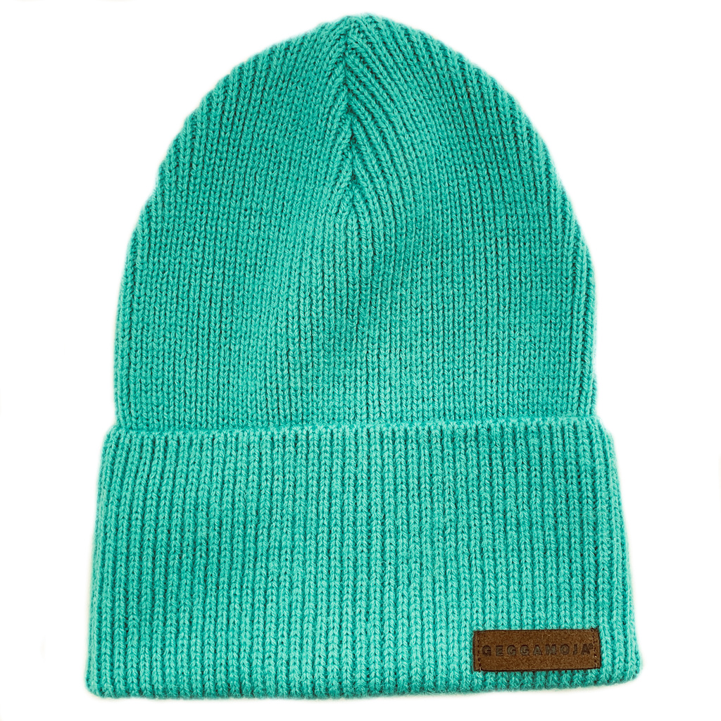 Beanie Turquoise 36 0-2 Y