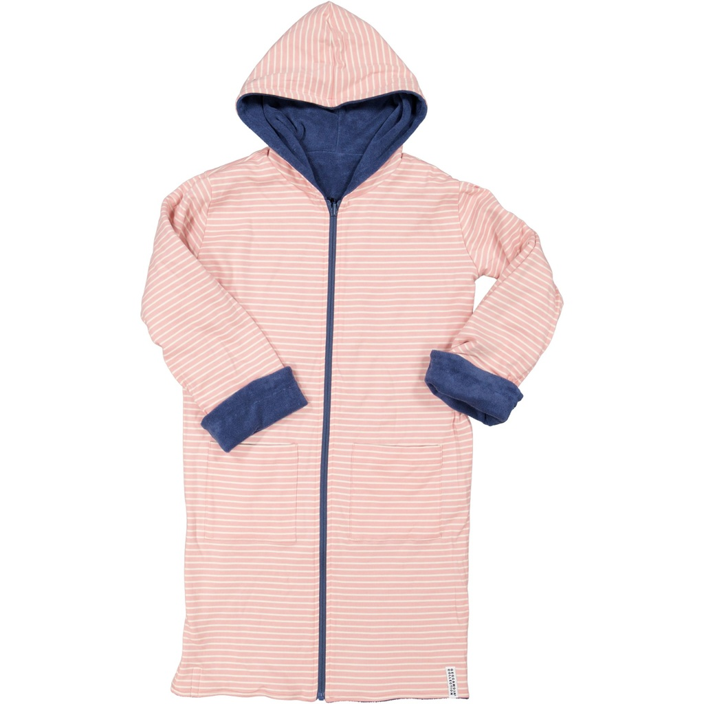 Kids Bathrobe Mellow rose 03 122/128