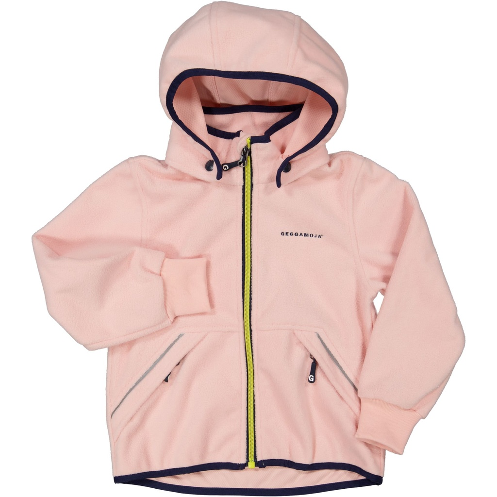 Wind Fleece jacket Dust pink 26 134/140