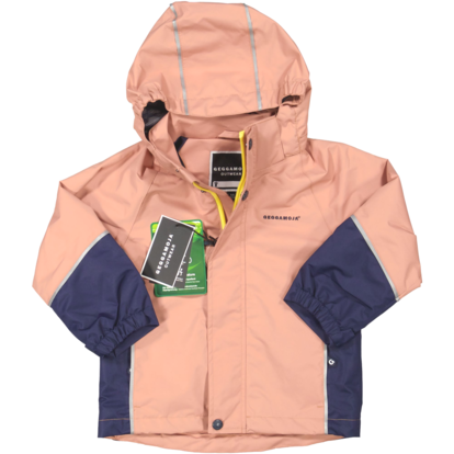 Shell jacket Dust pink