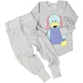 Doddi 2-piece pyjamas Grey 26 134/140