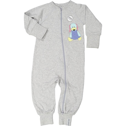 Doddi pyjamas suit Grey
