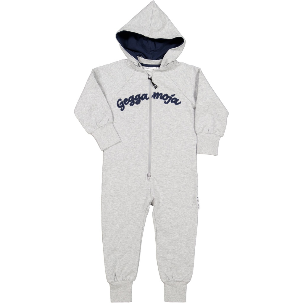 College - Jumpsuit Grå 110/116