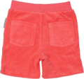 Frottè Shorts Hallonröd Happy 74/80