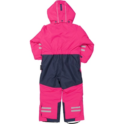 Unifit Winter overall Navy/cerise