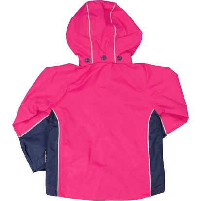 Shell jacket Cerise
