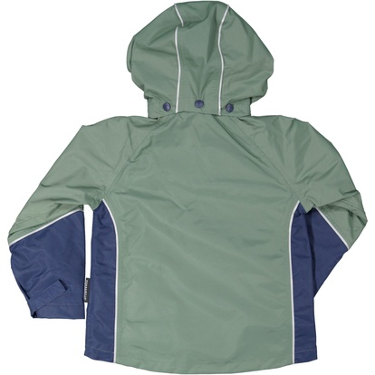 Shell jacket Moss green
