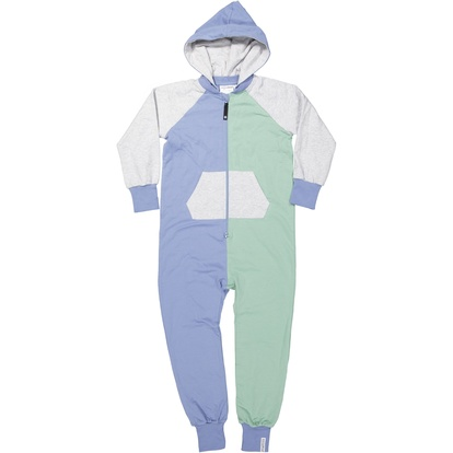 College jumpsuit Tripple color