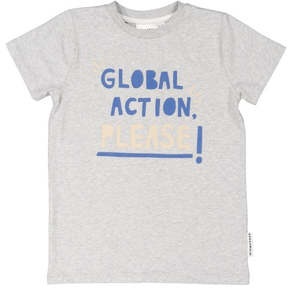 T-shirt Global Action Please