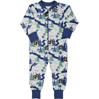 College jumpsuit Skog