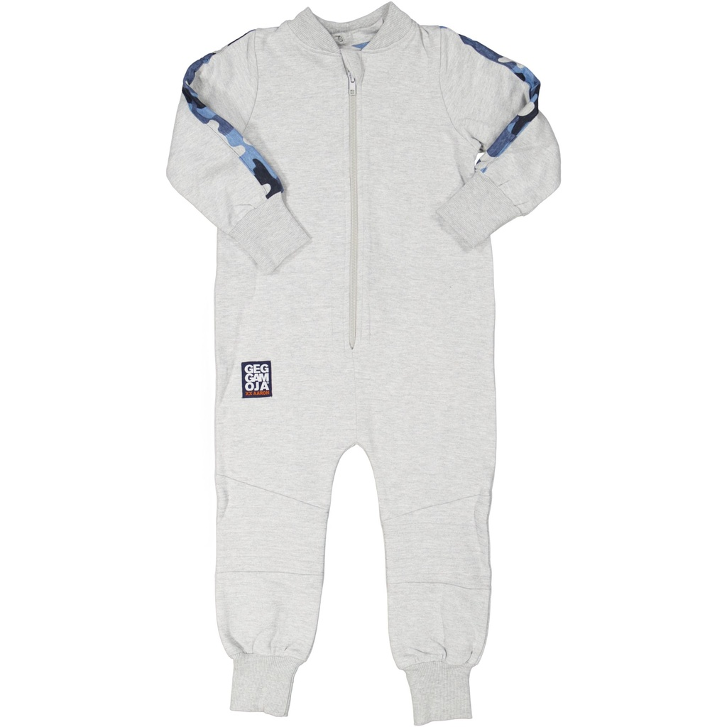 College Jumpsuit Grå 146/152