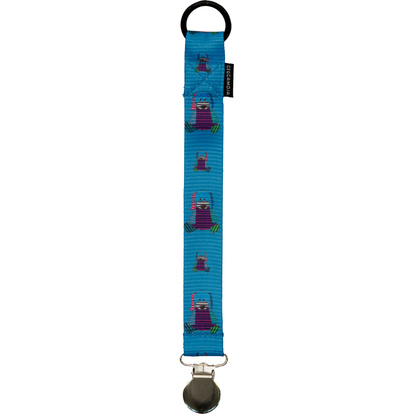 Pacifier Holder Doddi blue