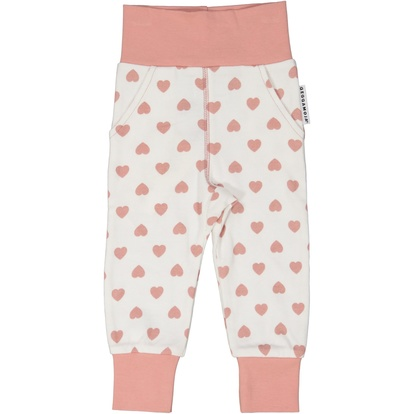 Baby pant Heart