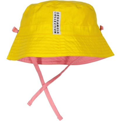Reversible sunny hat Pink