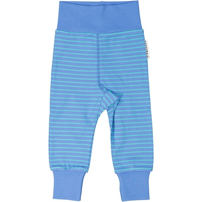 Baby trousers Blue/turq