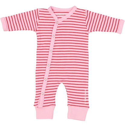 Premature suit Pink/Red