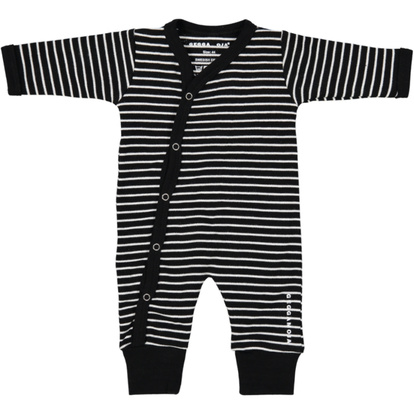 Premature suit Black/white