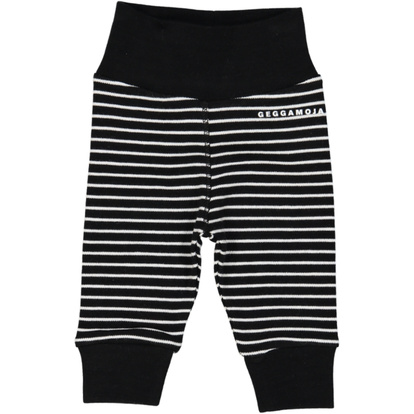 Premature pant Black/white