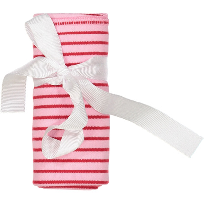 Bamboo blanket Pink/Red