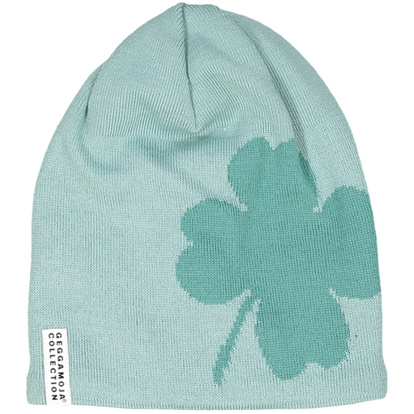 Knitted beanie Clover